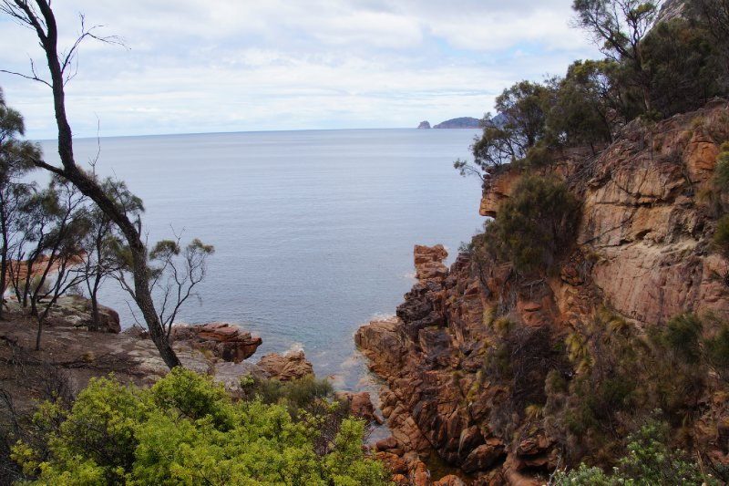 Sleepy Bay, Freycinet Peninsula