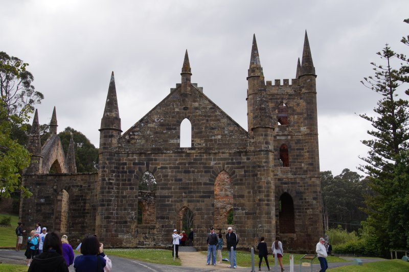 St David's Church Port Arthur
