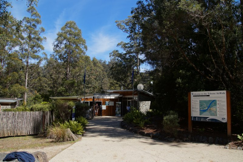 Tahune Forest Air Walk Centre