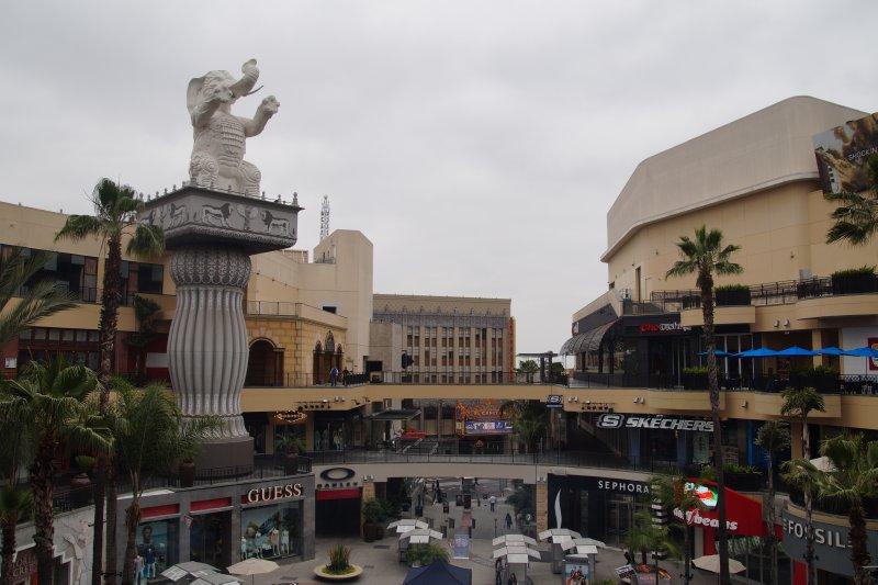 The Hollywood  Highland Centre 2