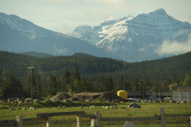 View from Jasper