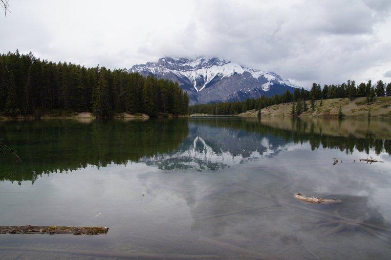 Views from Johnson Lake