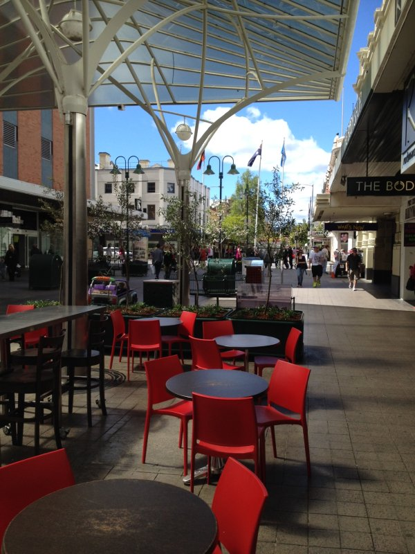 Launceston Mall