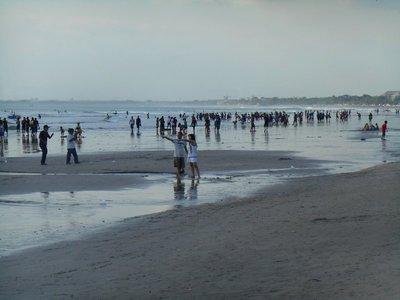 Touristic Bali