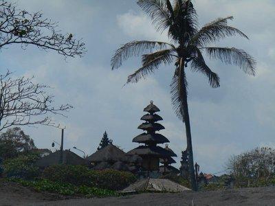 Balinese temples in Kuta Bali