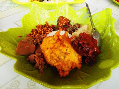 Some indonesian food