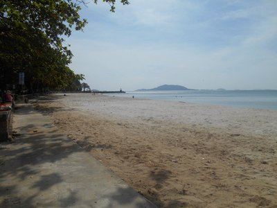 Beach in Kep