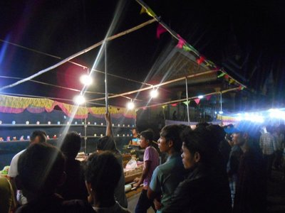 Party in Kampot