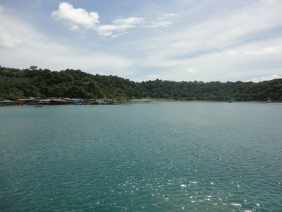 Arriving to koh chang