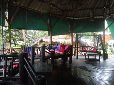 Magic garden, our guesthouse in lonely beach