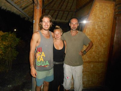 With Ivan & Christine