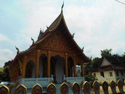 Temple overdose, Luang Prabang