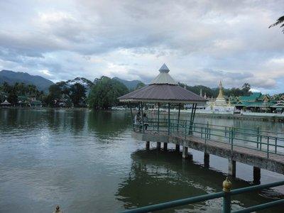 Mae hong song lake