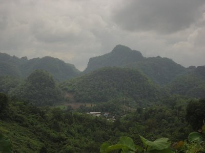 Views of our trek