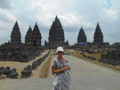 Prambaran main temples