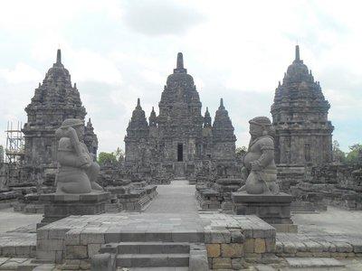 Prambaran Complex Buddhist temple