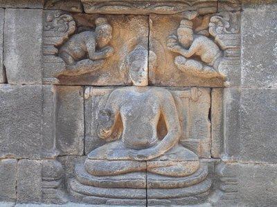 sculpture Borobudur