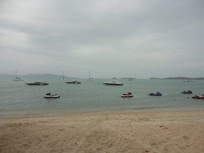 Travelling around koh samui, various beaches