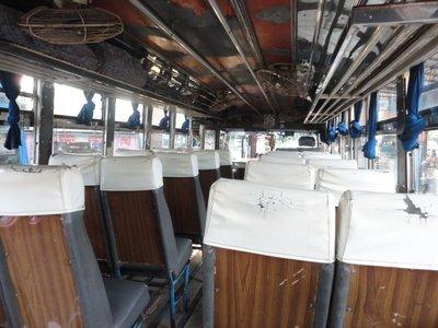 3rd class bus