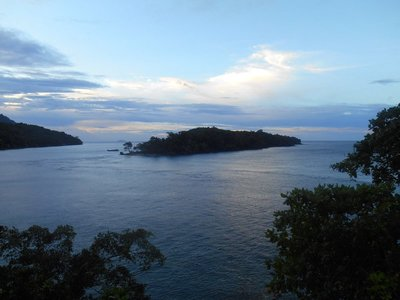 Rubia, small island in front of Pulau Weh