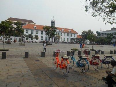 Old part of Jakarta