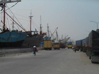 Sunda Kelapa/old port