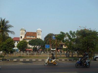 Walking around Jakarta