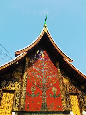 Wat Xiang Thong, Luang Prabang