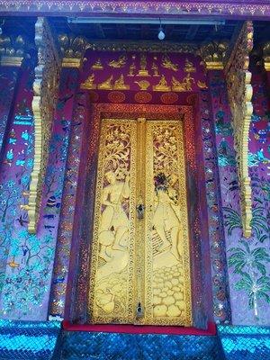 Wat Xiang Thong, Luang Pruabang