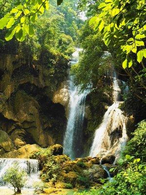 Kong Sui waterfall