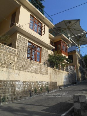 Dhalai Lama's residence