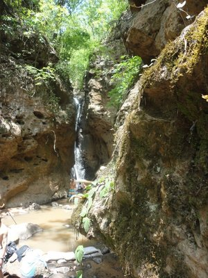 Another waterfall