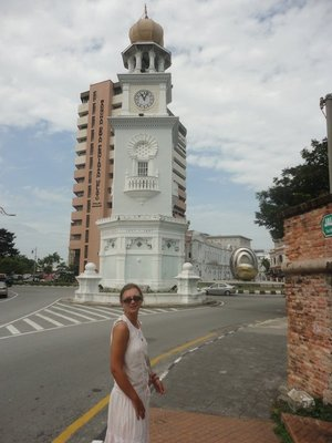 Queen Victoria clocktower