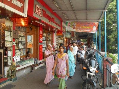 Rishikesh, an spiritual supermarket