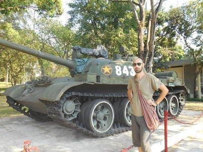 A lot of Memorabilia from the Vietnam war