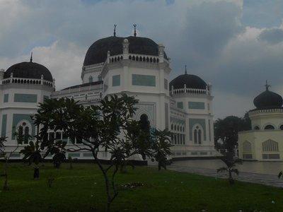 Medan, grand mosque