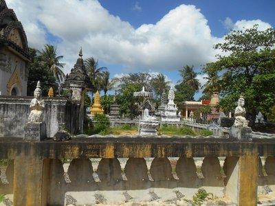 Khmer Buddhist temple