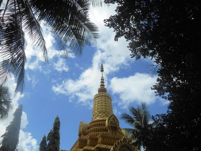 local temple in Battambang