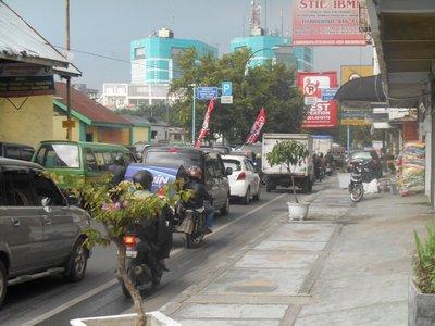Street in Medan