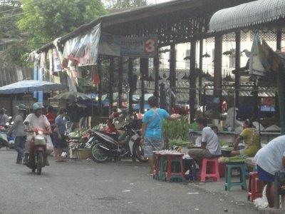 Trang market