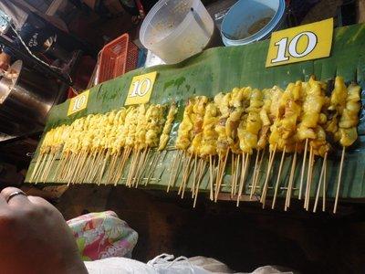Fried squid, tapas thai style