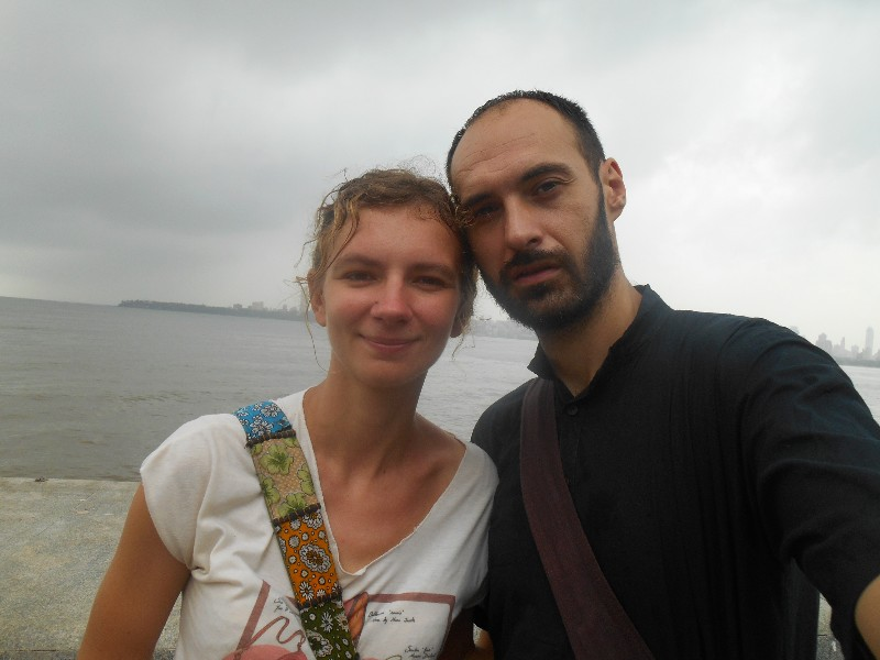Our Monsoon Wedding Anniversary:-)