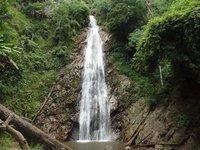 Kun Korn waterfall