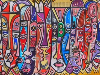 Art, Banjul, The Gambia