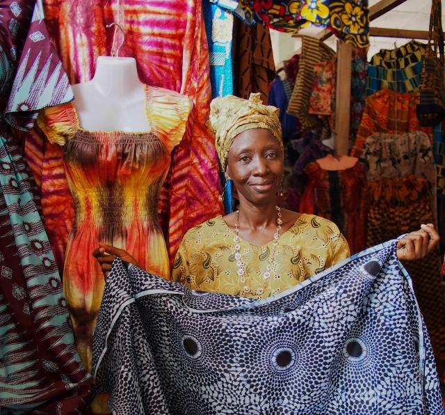 Market, Freetown, Sierra Leone