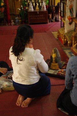 Vat Si Muang à Vientiane
