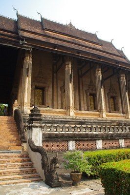 Haw Pha Kaeo à Vientiane