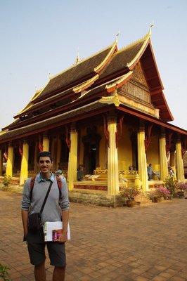 Vat Si Saket à Vientiane
