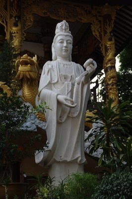 Phat Tich Temple à Vientiane