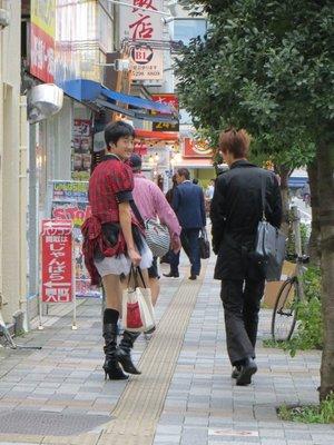 Le quartier d'Akihabara à Tokyo